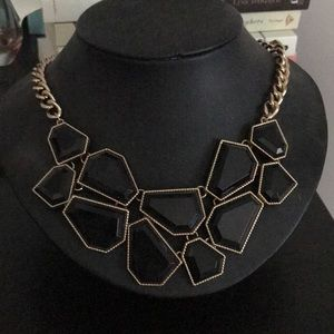 Jewelry - Black and gold necklace *LAST CHANCE*make an offer